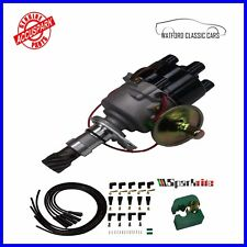 Ford Cortina  AccuSpark 45d Electronic distributor+ Sparkrite Leads ,FREE TOOL