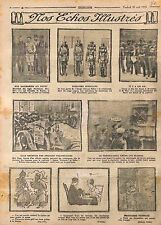 Soldiers King's African Rifles Cameroon British Army Africa Volunteers WWI 1915