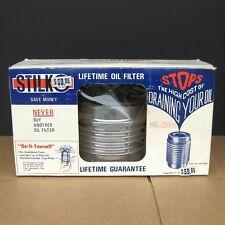 Stilko SK 20 S Oil Filter Cleaner w/ Wrench - Toilet Paper Media