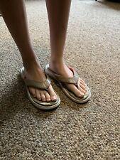 Well Worn nike 10 Ladies Comfort Footbed Sandal