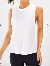 fabletics Lacey Open Back Tank Size XS #b42