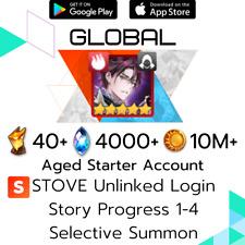 [Global] Kayron   Epic Seven Epic 7 Aged Starter Account