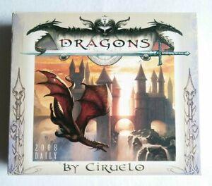 Dragons 2008 Daily Boxed Calendar Calendar – Day to Day Calendar, August 1, 2007
