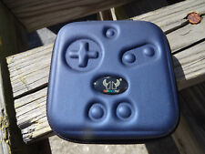 Gameboy Advance SP Blue Carrying Pouch - New Factory Sealed Accessory for G