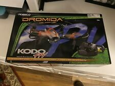 Dromida Kodo Fpv Complete Race Pack Rc Drone w/Camera & Goggles and more.