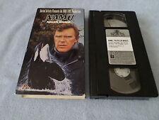 Namu, the Killer Whale (VHS, 1966) - ROBERT LANSING
