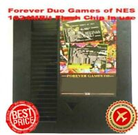 FOREVER DUO GAMES 852 In 1 Game Cartridge For NES Pal And NTSC Console Chip