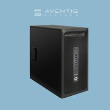 HP Z238 Microtower Workstation/ Intel Xeon E3-1245 v5 /8GB/ 1TB / Windows 10 x64