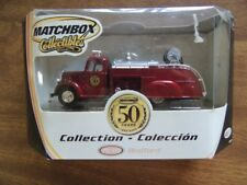 Matchbox 1/43 50th Years Anniversary Collection 1939 Bedford Die-cast - 96947