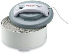 Nesco 5 Tray 500 Watt Adjustable Thermostat Food Dehydrator FD 4 Tray 120v 500w