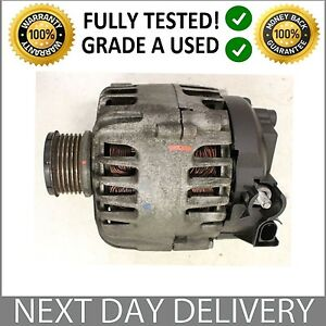 GENUINE OE FORD/MAZDA ALTERNATOR 120AMP FOR FIESTA MK6 1.4 TDCI & 1.6 TDCI