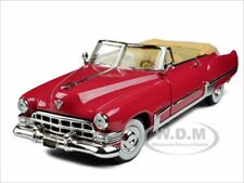 1949 CADILLAC SERIES 62 CONVERTIBLE CORAL RED 1:32 CAR BY SIGNATURE MODELS 32353