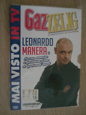 DVD N°11 ZELIG GAZZELIG LEONARDO MANERA SESSO AMORE POLITICA FINO A QUARANT´ANNI