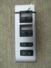 06 - 10 MERCURY MOUNTAINEER PREMIER 4.6L V8 EF SUV 4D MASTER POWER WINDOW SWITCH