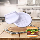 Plastic Grill Burger Maker Kitchen Tools Hamburger Meat Compactor Press Mold DIY
