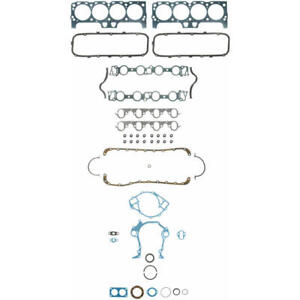Speed Pro Engine Gasket Set 260-1013; Permatorque for 1968-1978 Ford 429/460 BBF