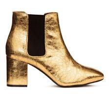 5478ca7fd5a5 H&M Block Heel Medium Width (B, M) Boots for Women for sale | eBay