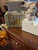 """#4 Elephant NEW IN BOX Precious Moments-#15970 /""""MAY YOUR BIRTHDAY BE GIGANTIC/"""""""