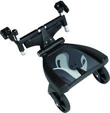 Mitfahrbrett Kinderwagen Buggy Board Fillikid Filliboard schwarz Trittbrett neu
