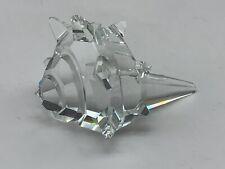Swarovski Figurine 160798 Hornschnecke 3in Top