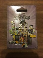 Disney Hot Topic Kingdom Hearts Sora Goofy Donald Pin Rare Htf