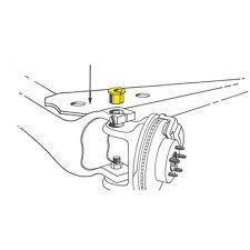 Reman A-1 Cardone Wiper Motor fits 1991-1995 Toyota MR2  CARQUEST/CARDONE