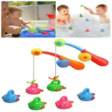 Fishing Rod Bath Toys For Kids Girls Boys Toddlers Year Old Baby Age Set Of 2