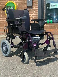 INVACARE ESPRIT ACTION 4NG 4MPH ELECTRIC MOBILITY WHEELCHAIR POWERCHAIR  FOLD...