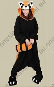 Raccoon Onsie Kigurumi playsuit pajama