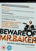 Beware Of Mr Baker DVD Nuovo DVD (CFW652DVD)