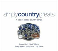 SIMPLY COUNTRY GREATS [CD]