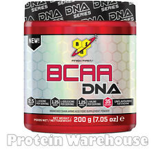 BSN BCAA DNA x 200g Unflavoured Branch Chain Amino Acid 35 Servings Free P&P
