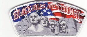 Black Hills Area Council - S-10 CSP - WHT border