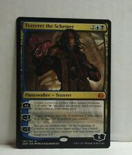 Tezzeret the Schemer Magic the Gathering Aether Revolt 137/184 Mythic Rare NM