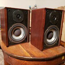 New ListingPair of Norman Laboratories Model 14 (Rare Speakers) Audiophile Bookshelf 100%