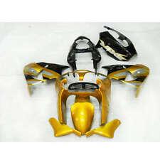 Kit de Carénage Coque Fairing ABS MOTOGP pr ZX9R ZX-9R 00-01 2000-2001 (C)