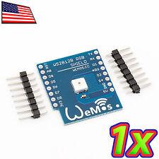 [1x] WS2812B Digital Serial RGB LED for WeMos D1 Mini NodeMCU Arduino ESP8266