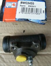 BWC3455 NEW QH WHEEL CYLINDER REAR PEUGEOT 405