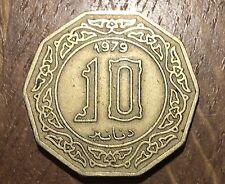 PIECE DE 10 DINAR ALGÉRIE 1979 (189)
