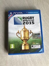 NEUF NEW IRB rugby wormien cup 2015 playstation PS VITA français