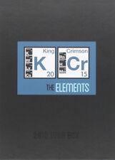 King Crimson : The Elements of King Crimson Tour Box 2015 CD Limited  Album 2