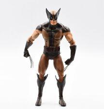 Diamond Toys - Marvel Select - Brown Uniform Wolverine Action Figure