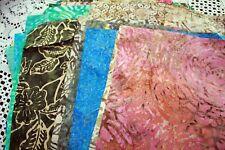 """Timeless Treasure Tonga /""""PASHMINA BATIKS/"""" LAST ONE 12 Fat Qtrs 100/% Cotton"""