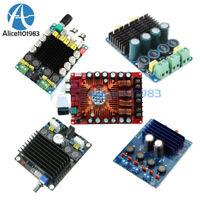 TDA7498/TDA7498E Class D HIFI Digital 2x100W/2x160W Audio Stereo Amplifier Board