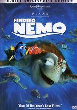 Finding Nemo (2 Disc Collectors Edition)  DVD Albert Brooks, Ellen DeGeneres, Al