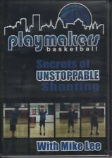 Mike Lee Playmakers Basketball: Secrets of Unstoppable Shooting - DVD