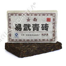 2008 250g Supreme Pure Yunnan Yiwu Ancient Tree Pu'er Puer puerh Brick Raw Tea