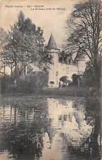 France Nexon le Chateau pres de l'Etang Castle