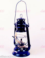 Nice Retro Oil Lantern Outdoor Camp Kerosene Paraffin Hurricane Lamp Black