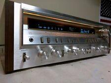 Pioneer SX-3900 Fluoroscan 120 watt AM/FM Receiver SILVERFACE
